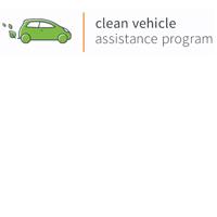 Clean Vehicle Assistance Program (CVAP) logo