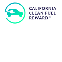 California Clean Fuel Reward Program logo