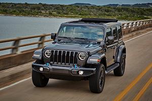 2021 Jeep Wrangler 4dr 4xe
