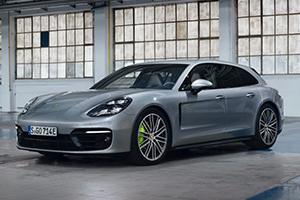 2021 Porsche Panamera Turbo S e-Hybrid ST