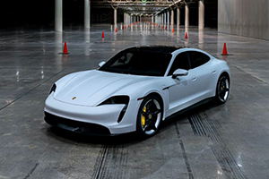 2021 Porsche Taycan 4S Perf Battery Plus