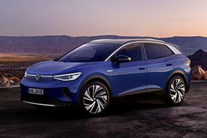 2021 Volkswagen ID.4 1st