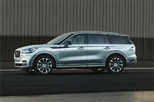 2021 Lincoln Aviator PHEV AWD