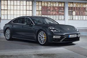 2021 Porsche Panamera 4 e-Hybrid