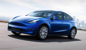 2020 Tesla Model Y Performance AWD