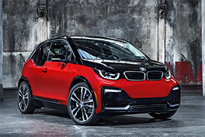 2020 BMW i3s with Range Extender