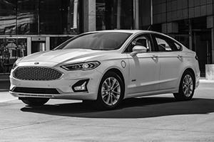 2020 Ford Fusion Energi Plug-in Hybrid
