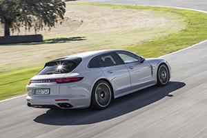 2018 Porsche Panamera Turbo S e-Hybrid ST