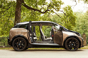 2019 BMW i3s with Range Extender