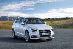 2018 Audi A3 e-tron