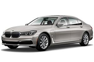 2018 BMW 740e xDrive