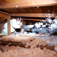 Insulation Upgrade Program – Save up to 10% on your energy bill & increase comfort logo