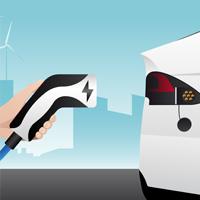 PECO $500 Level 2 EV Commercial Charger Rebate logo