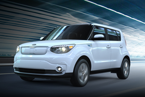 2017 Kia Soul Electric