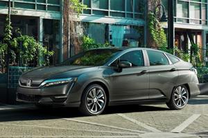 2019 Honda Clarity EV