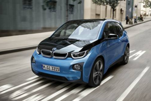 2017 BMW i3 BEV (60  Amp-hour battery)