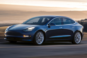 2019 Tesla Model 3 Long Range AWD Performance