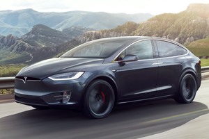 2017 Tesla Model X AWD - 60D