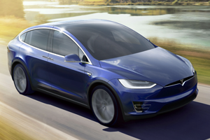 2021 Tesla Model X Long Range Plus