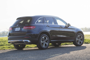 2018 Mercedes-Benz GLC350e 4matic