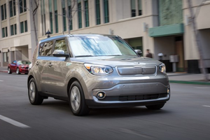 2019 Kia Soul Electric