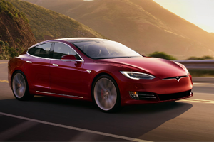 2021 Tesla Model S Performance (21in Wheels)