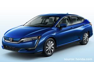2017 Honda Clarity EV