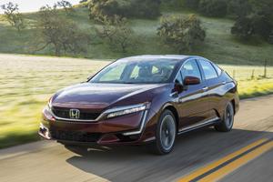 2018 Honda Clarity EV
