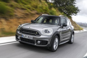 2018 MINI Cooper SE Countryman All4