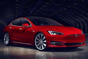 2017 Tesla Model S AWD - P100D