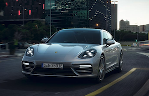 2020 Porsche Panamera Turbo S e-Hybrid Executive