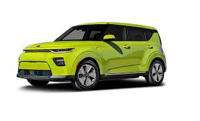 2020 Kia Soul Electric