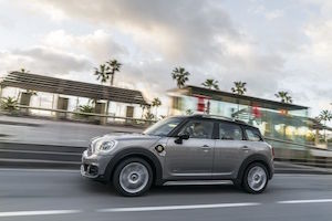 2020 MINI Cooper SE Countryman All4