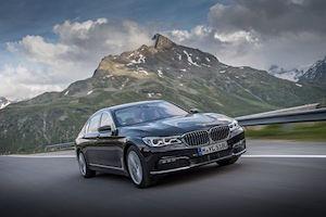 2020 BMW 745e xDrive