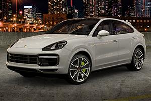2020 Porsche Cayenne Turbo S e-Hybrid Coupe