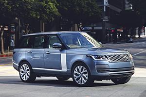 2020 Land Rover Range Rover PHEV