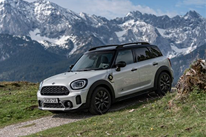 2021 MINI Cooper SE Countryman All4
