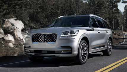 2020 Lincoln Aviator PHEV AWD