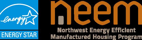 Northwest Energy Efficient Manufactured Housing Program (NEEM) logo