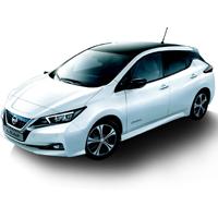 Nissan LEAF – Up to $3,500 Rebate logo